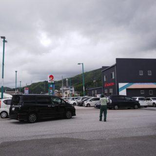 イベント開催での駐車場警備
