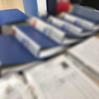 法定帳簿の書類チェック!